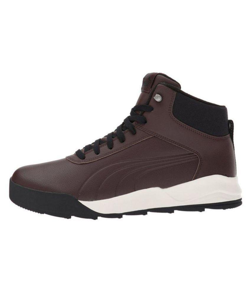 komplettes Angebot an Artikeln Outlet-Verkauf günstiger Preis Puma Desierto L Sneakers Brown Casual Shoes