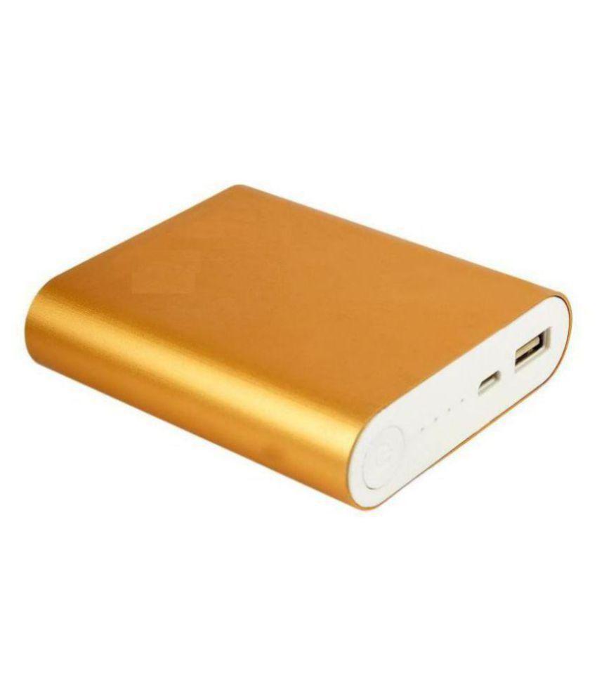MI ETS 2i 10400  mAh Li Ion Power Bank Gold
