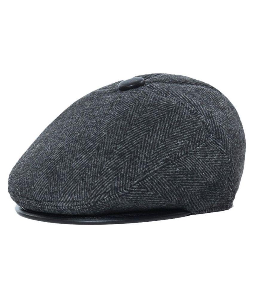 Generic black Cotton Hats