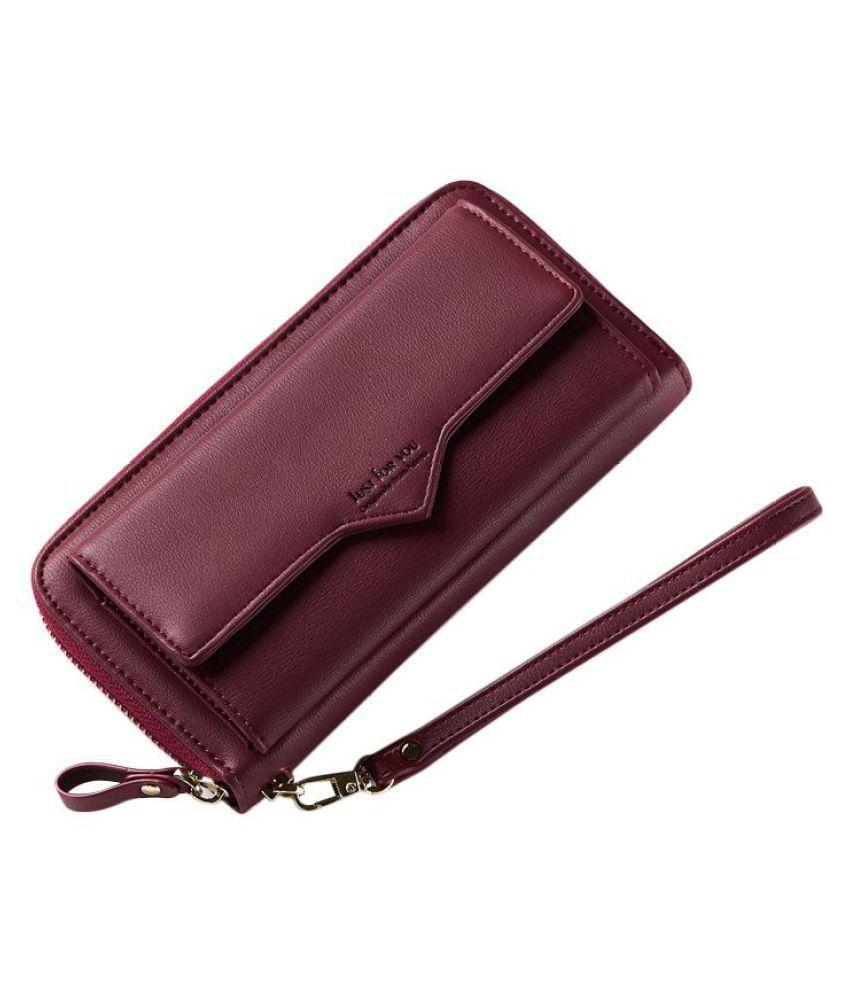 Generic red Wallet