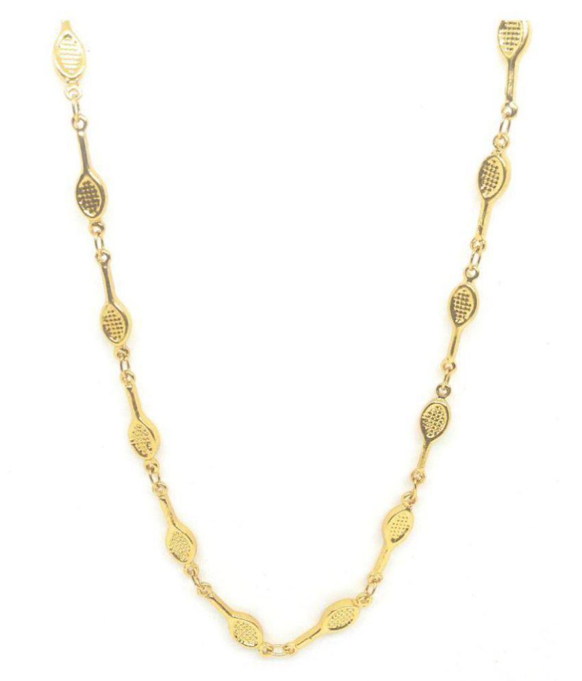 Khubsurat Gold Plated Neck Chain for Women  Buy Khubsurat Gold Plated Neck  Chain for Women Online in India on Snapdeal 92d218db98