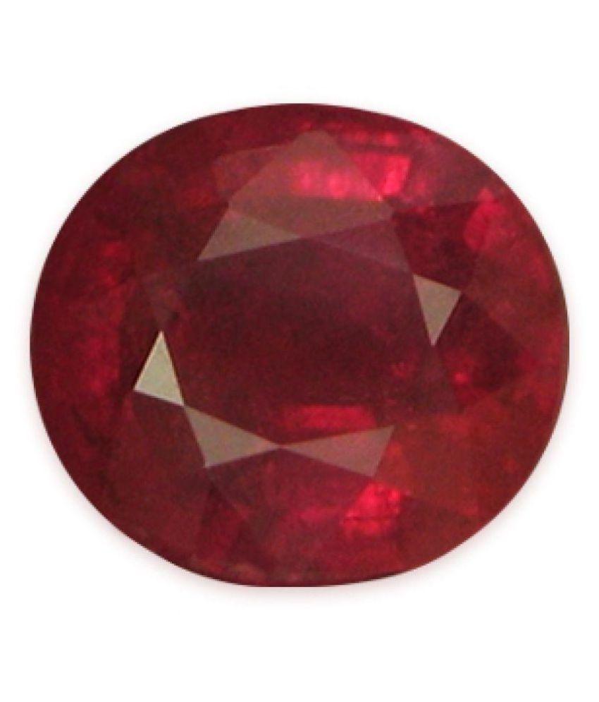 The Gallery 7.25 -Ratti IGL&I Pink Ruby Precious Gemstone