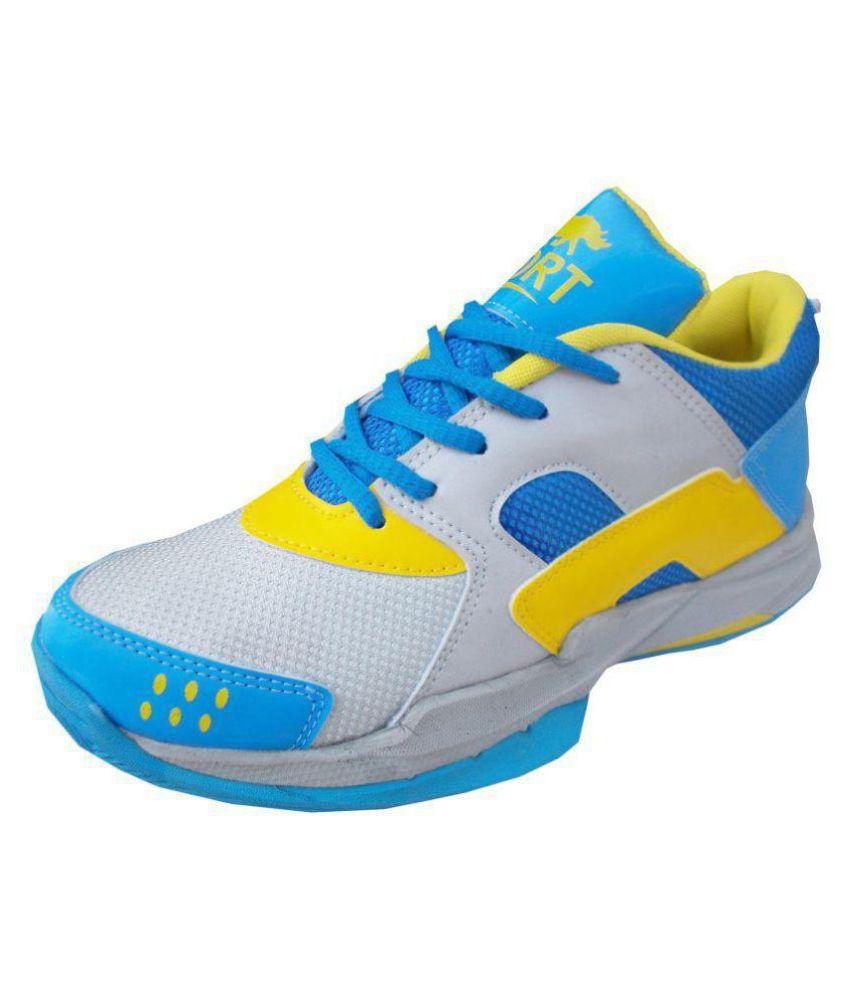 Port Multi Color Indoor Court Shoes