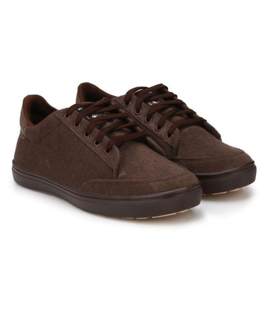 e135d12ad5 Big Fox Men s Classic Suede Q3 Sneakers Brown Casual Shoes - Buy Big Fox  Men s Classic Suede Q3 Sneakers Brown Casual Shoes Online at Best Prices in  India ...