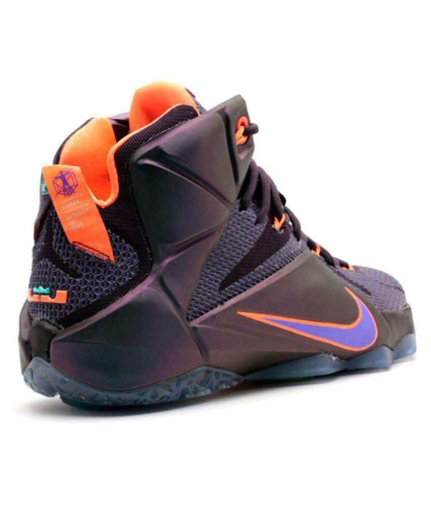 Nike LeBron 15 LOW Navy Basketball Shoes - Buy Nike LeBron
