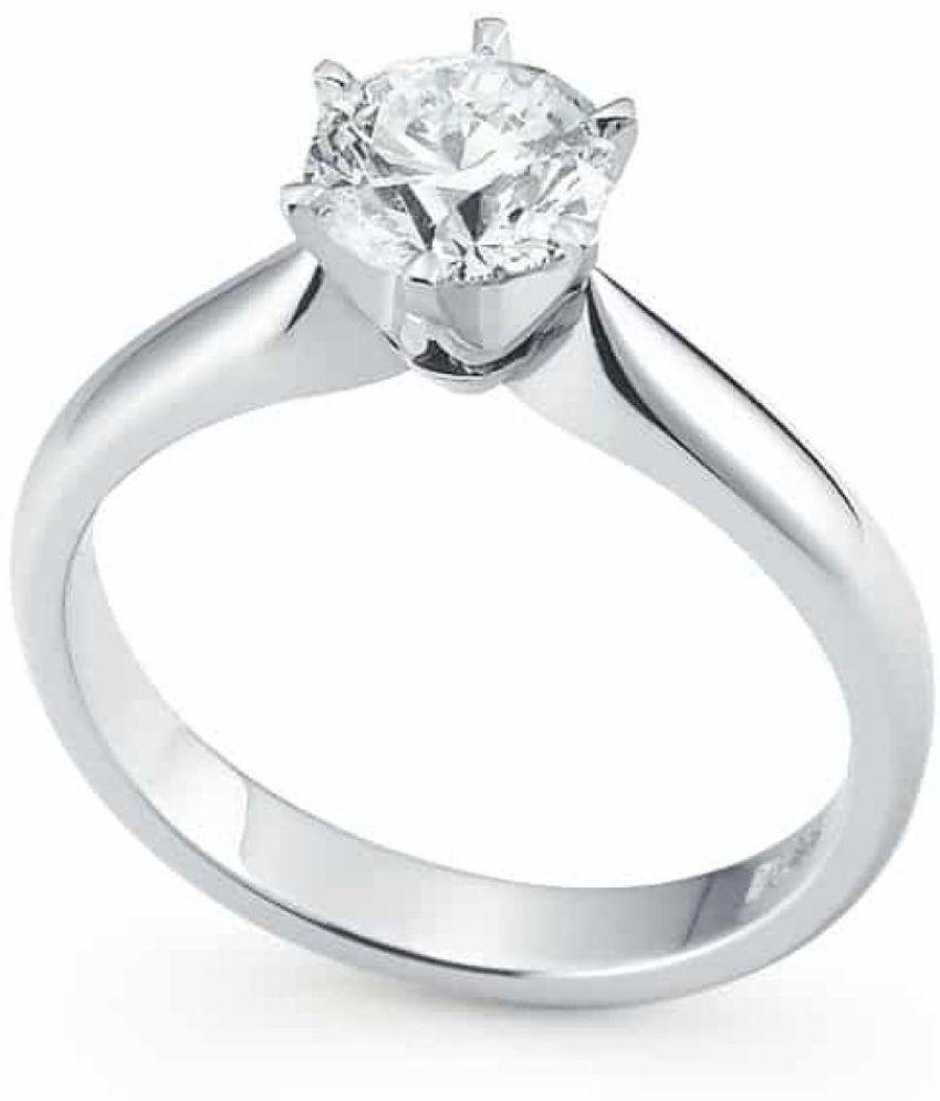 Zircon Ring With Natural Zircon