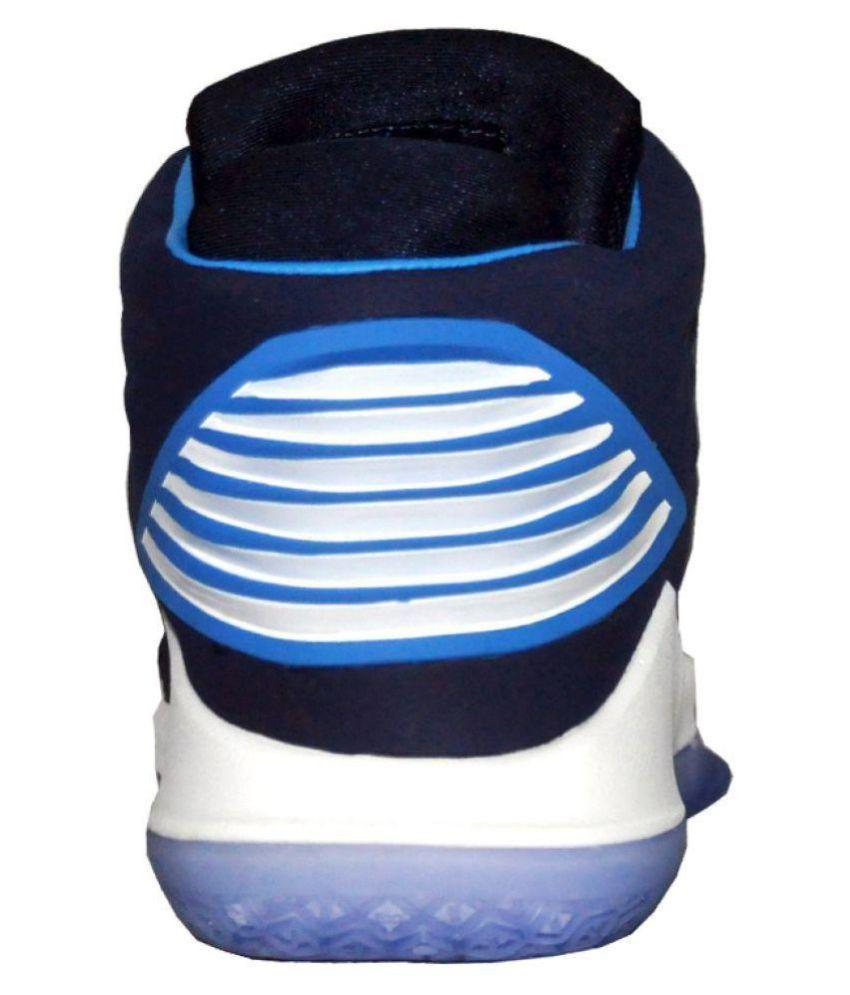 498f49ee115a Nike AIR JORDAN XXXII PF Navy Basketball Shoes - Buy Nike AIR JORDAN ...