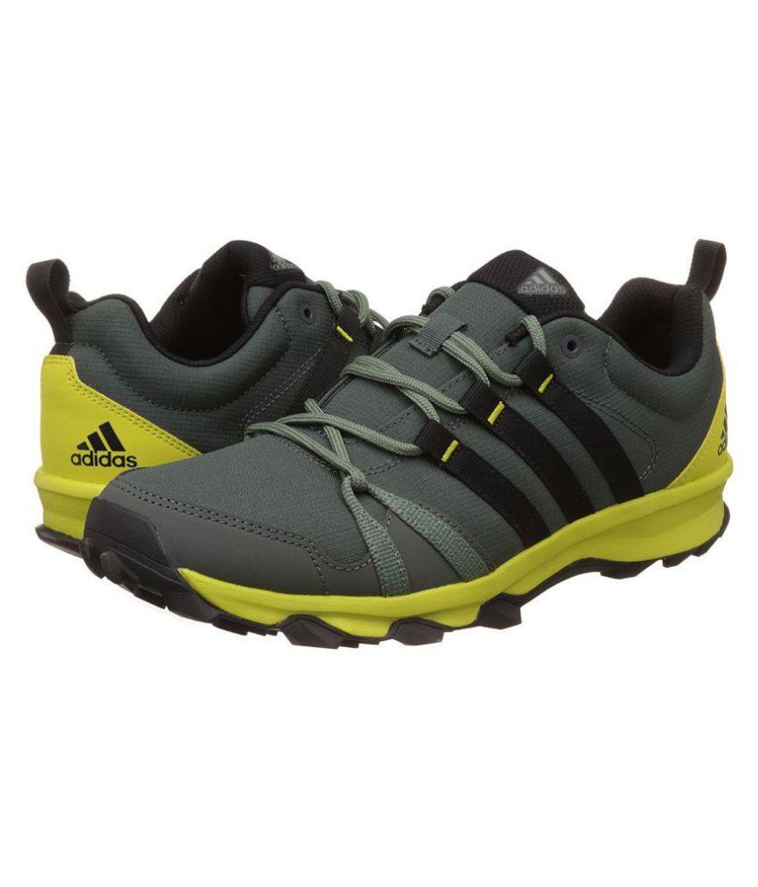 13432557d Adidas TRACEROCKER Olive Running Shoes - Buy Adidas TRACEROCKER ...