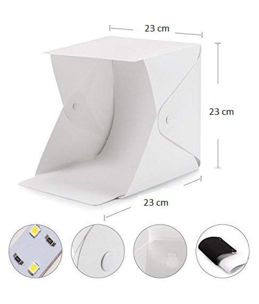 Totu Light Room Cube Tent Box Photo Studio Photography Light Box