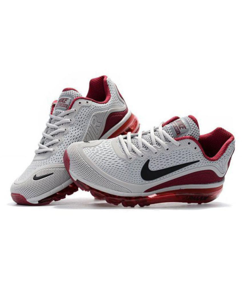 159d9ef4d6 Nike Air Max 2017 .5 Premium SP White Running Shoes - Buy Nike Air ...