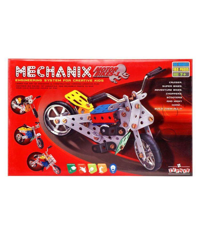 Zephyr Mechanix Motor Bikes 1