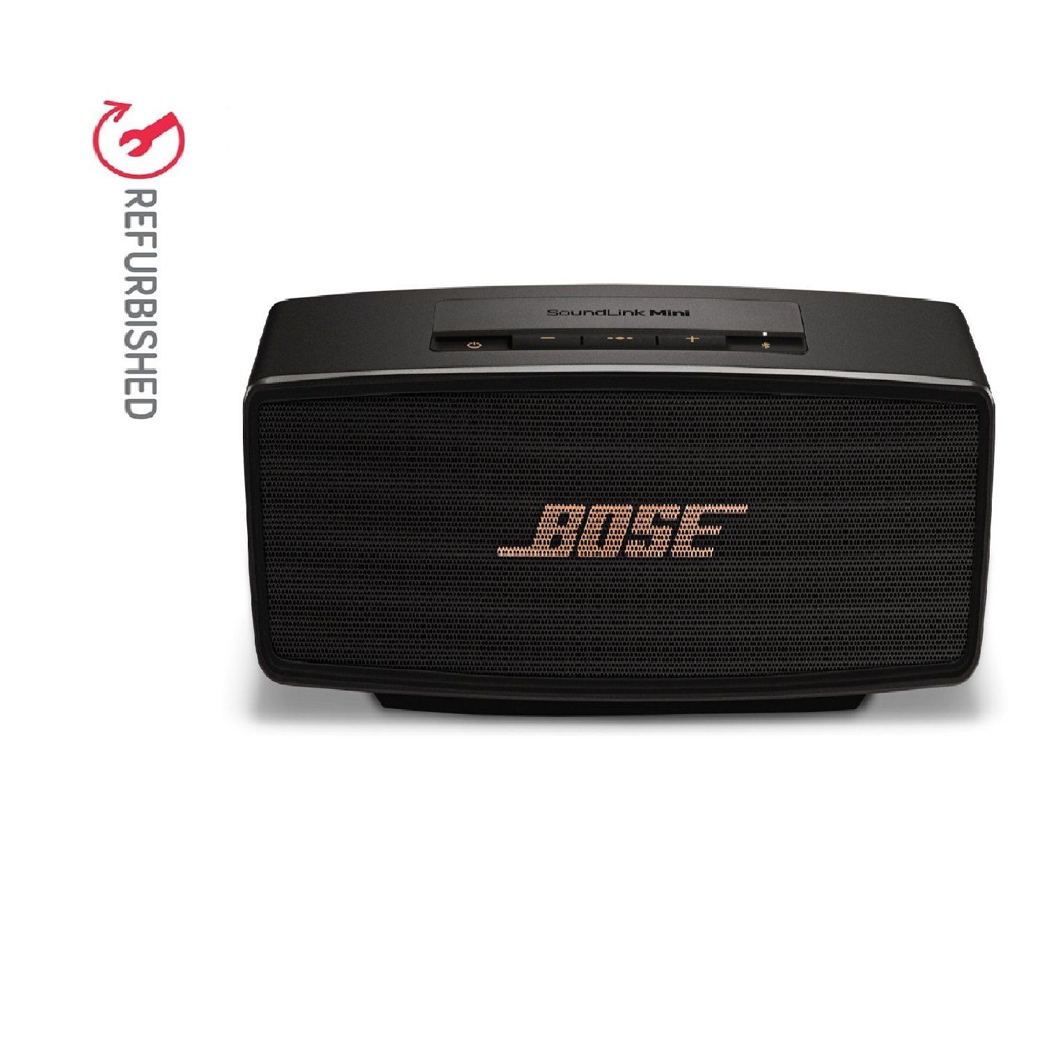 REFURBISHED Bose Soundlink MINI II color black Bluetooth Speaker 6 Months Seller Warranty
