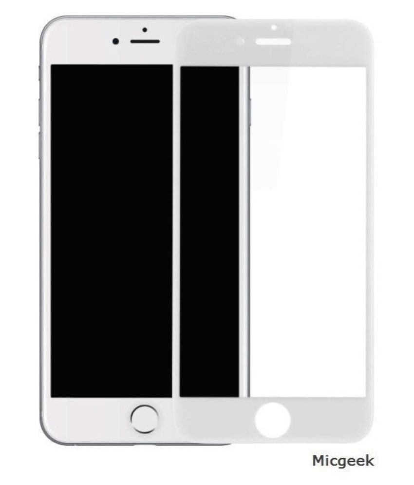 Apple iPhone 7 Tempered Glass Screen Guard By Micgeek
