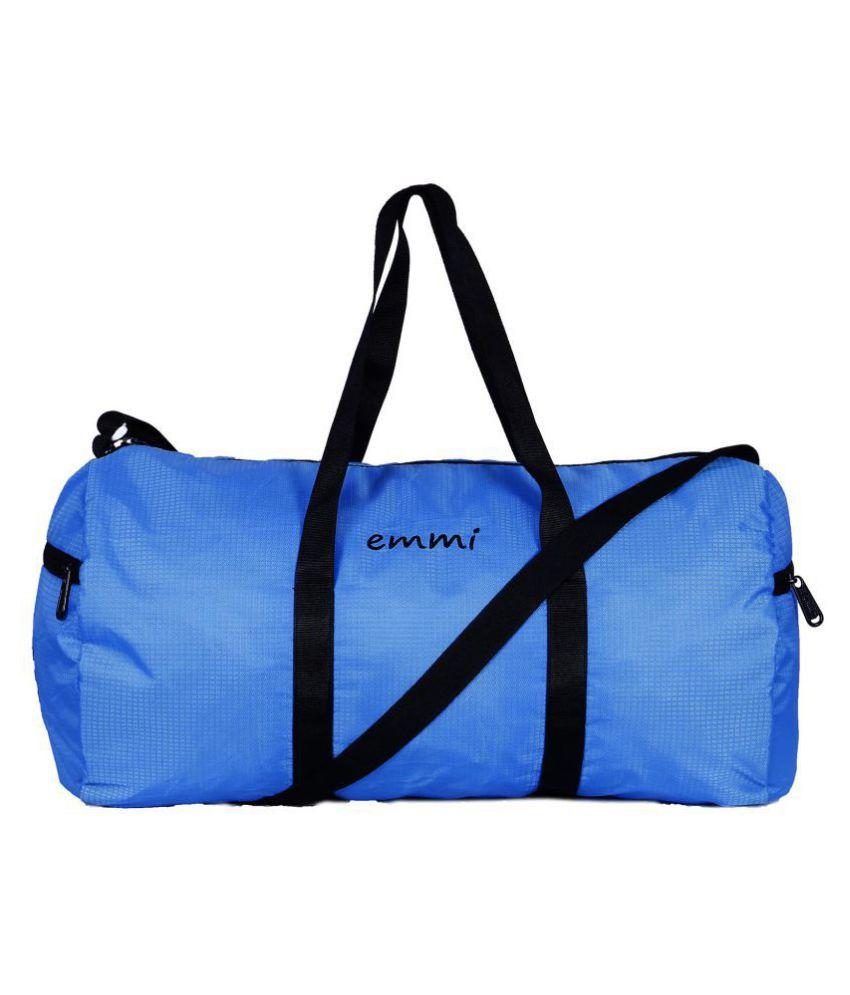 26ae39788e8 Emmi Bags Medium Nylon Gym Bag - Buy Emmi Bags Medium Nylon Gym Bag ...