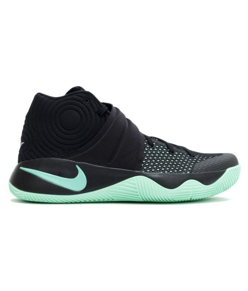 """17c3a2e2c276 Nike Kyrie 2 """"GREEN GLOW"""" Green Running Shoes - Buy Nike Kyrie 2 """"GREEN GLOW""""  Green Running Shoes Online at Best Prices in India on Snapdeal"""