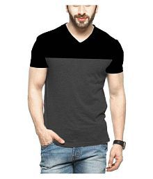 V-Neck T-Shirt  Buy V-Neck T-Shirt for Men Online at Low Prices in ... 679058be6316