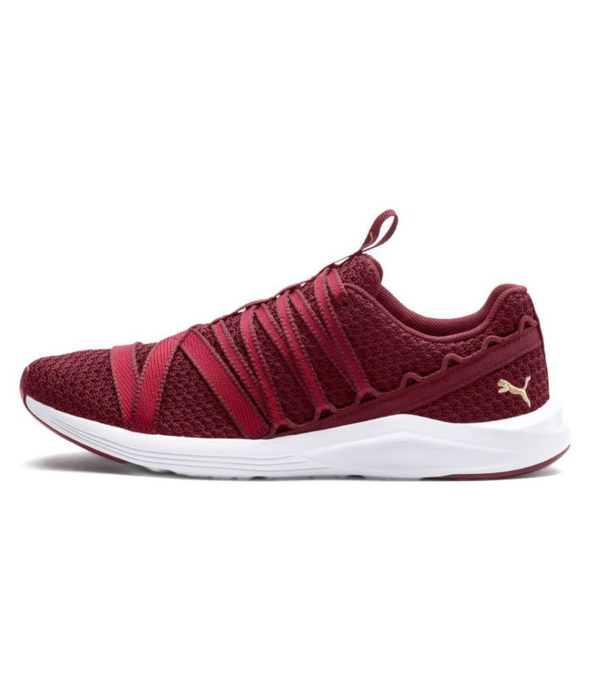 117484f68a84 Puma Prowl Alt 2 VT Wn s Running Shoes Maroon  Buy Online at Best Price on  Snapdeal