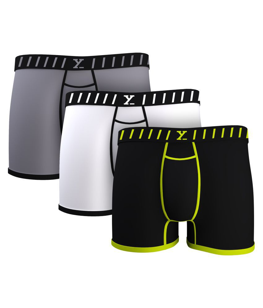 XYXX Multi Trunk Pack of 3