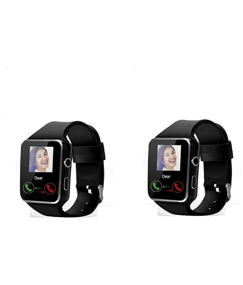 new product 8e09e 6dbe2 Avika Apple iPhone 8 Compatible Smart Watches - Wearable ...
