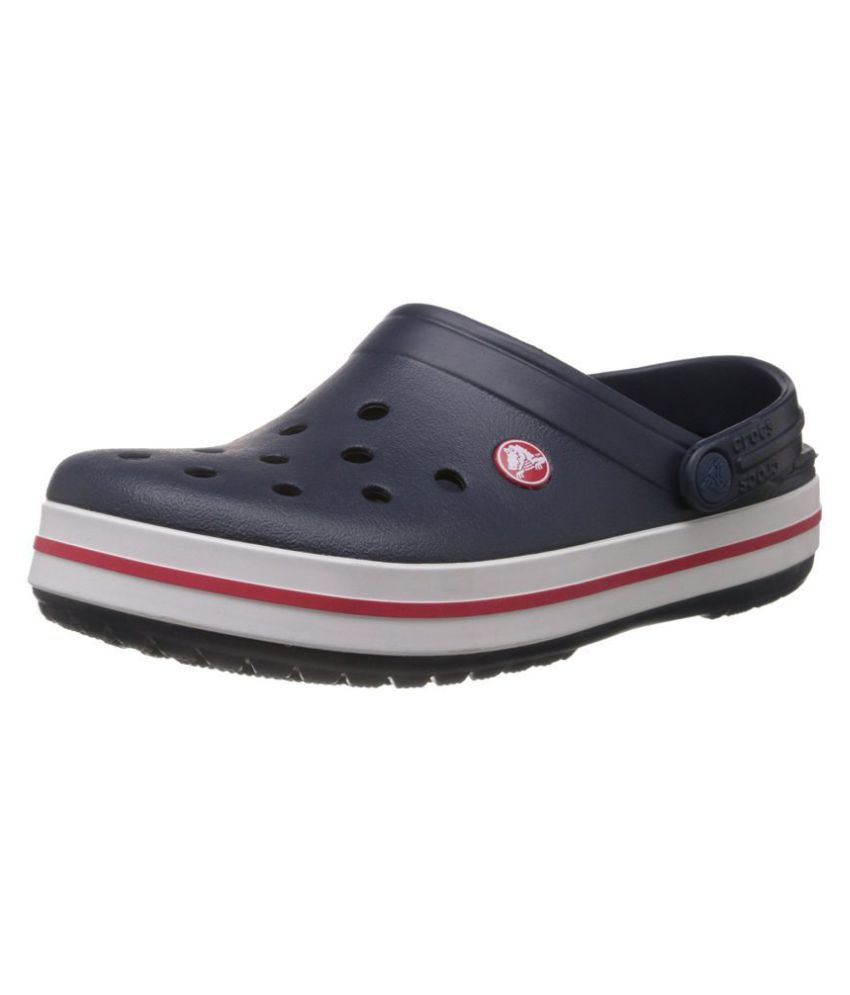 dc5e30206ae79 Crocs Unisex Crocband Rubber Clogs and Mules Price in India- Buy Crocs  Unisex Crocband Rubber Clogs and Mules Online at Snapdeal