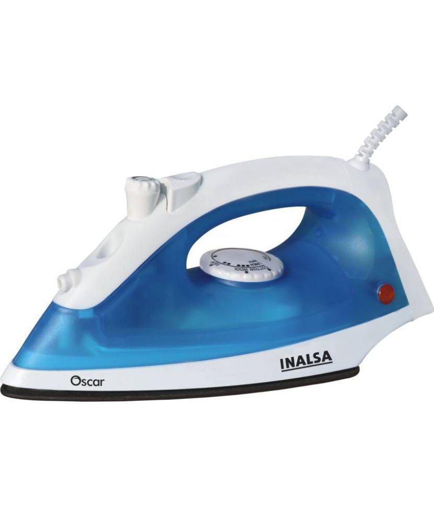 Inalsa oscar Steam Iron blue