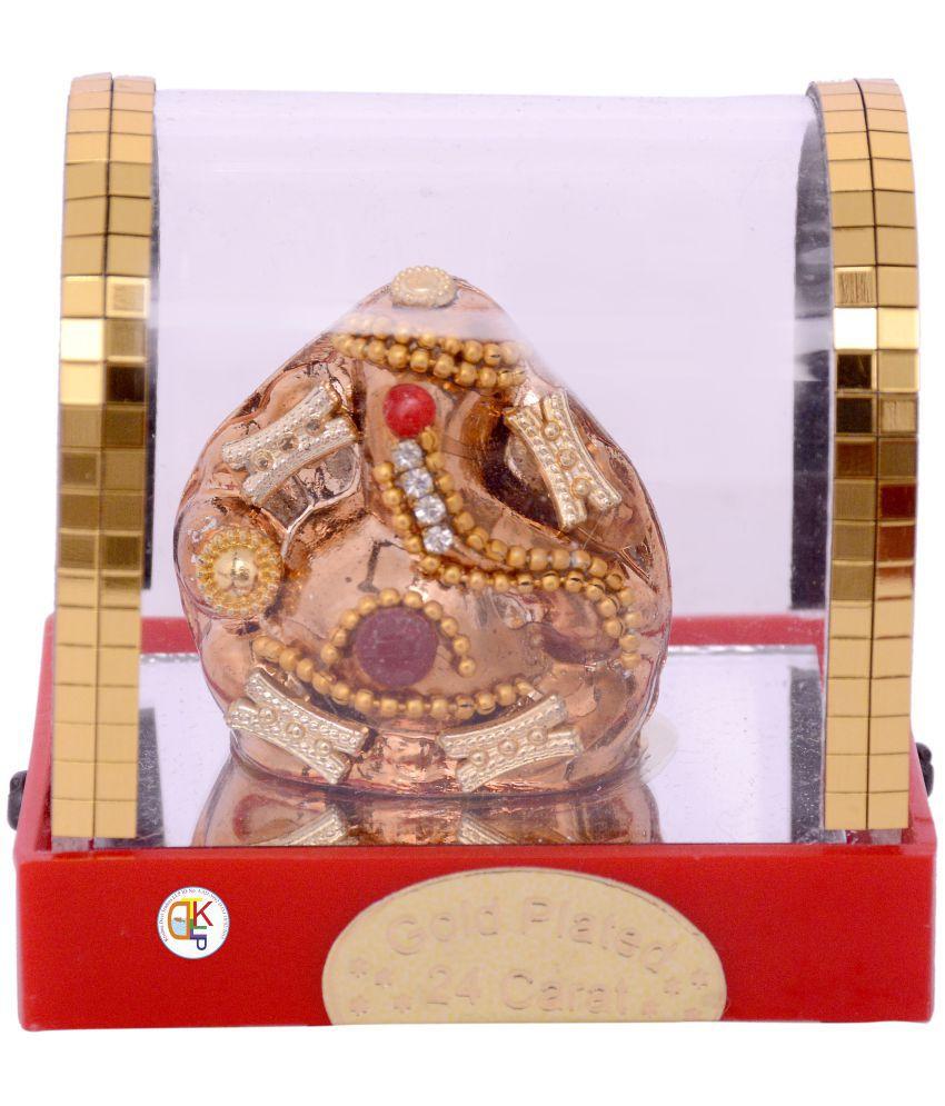 KDT Ganesha Plastic Idol