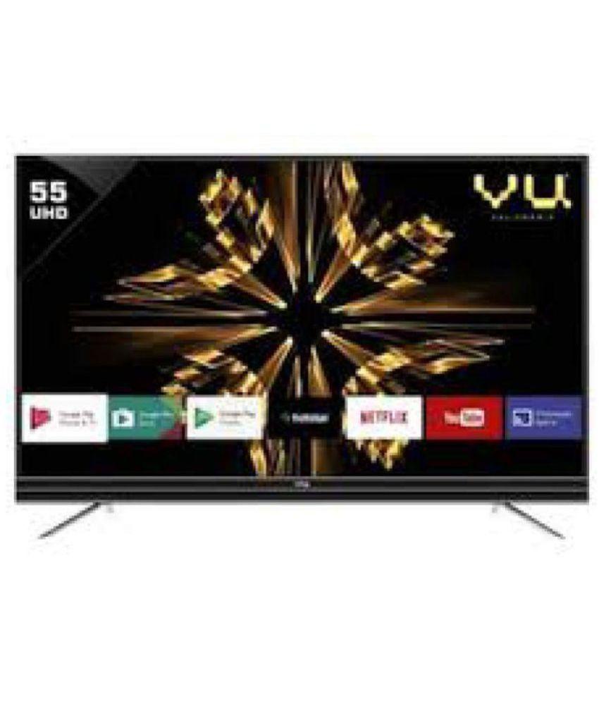Vu 55SU134 139 cm     Ultra HD  4K  LED Television
