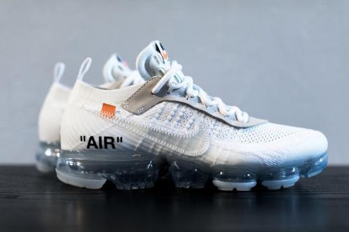 1bca434e2b Nike vapormax off-white White Running Shoes - Buy Nike vapormax off ...