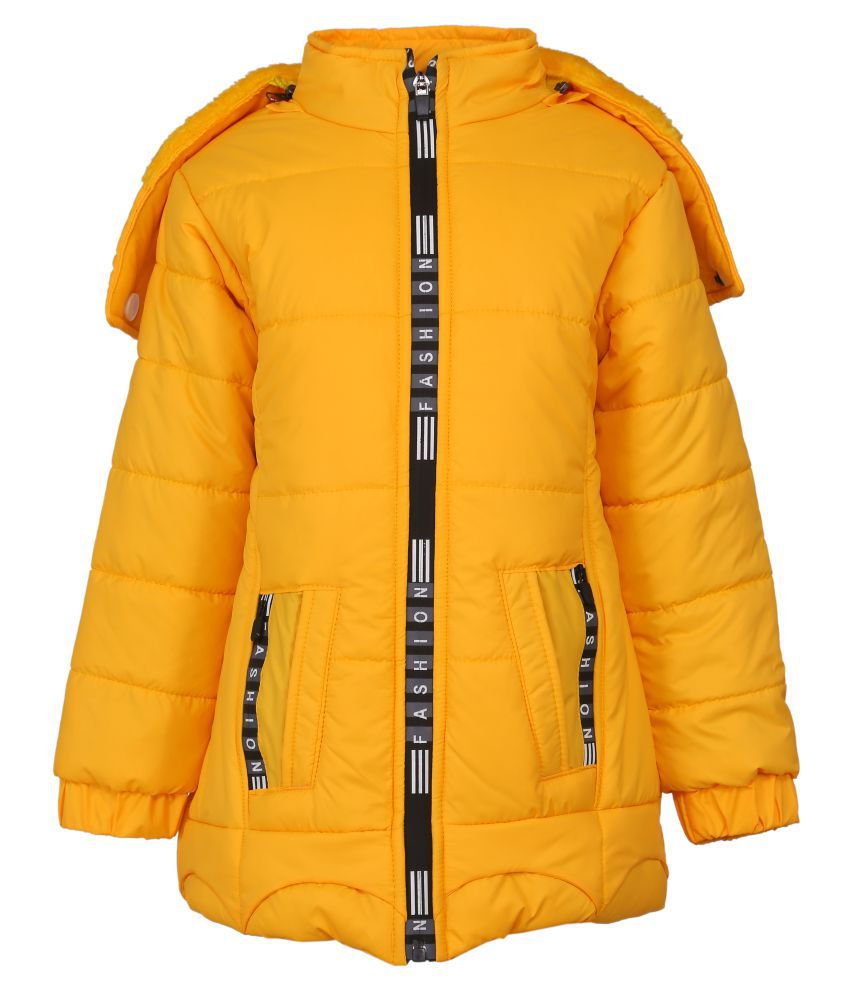 Come in Kids Girls Winter Wear Jacket.