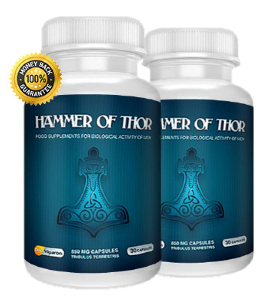 Hammer Of Thor ( Malaysia ) Capsule 30 gm for Male