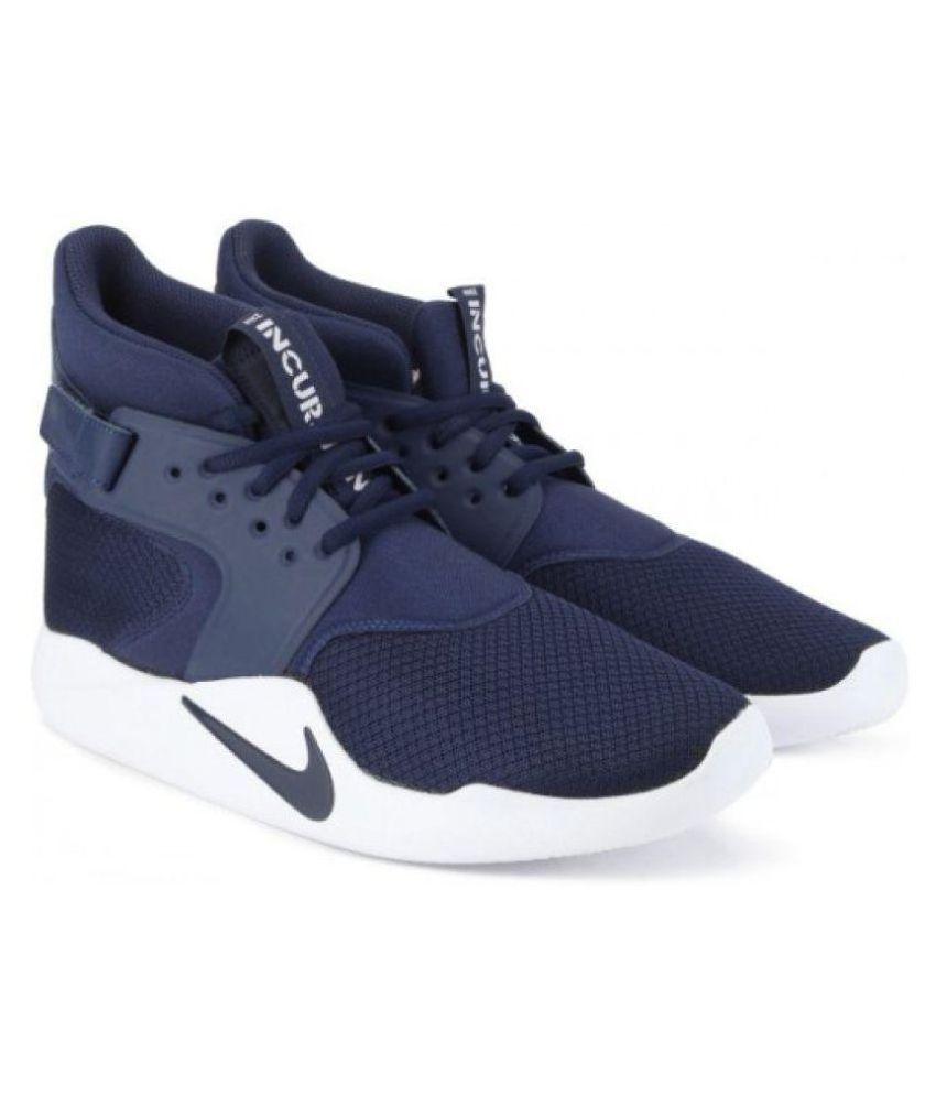 Nike INCURSION Blue Running Shoes - Buy