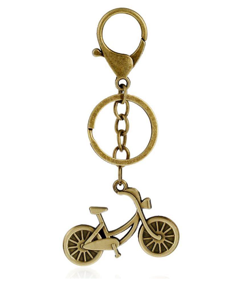 Vintage Keychain Alloy Handbag Purse  Decor Car Key Chain Couple Keyring Gift