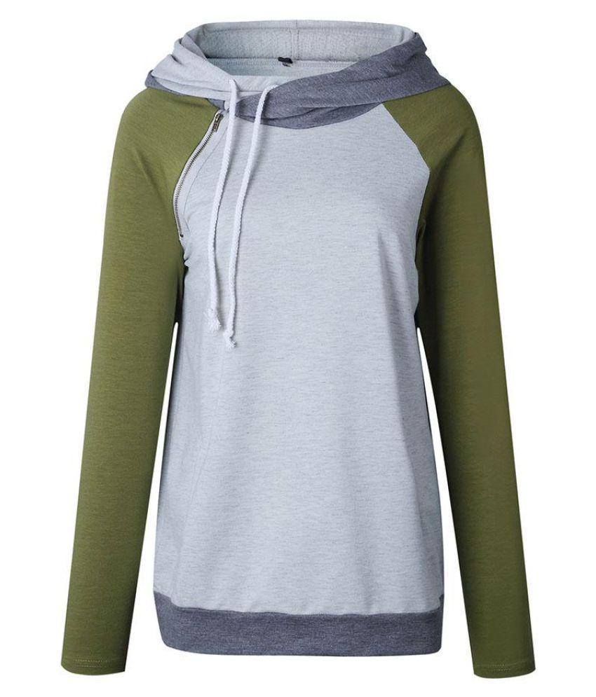 Generic green Half Sleeve T-Shirt