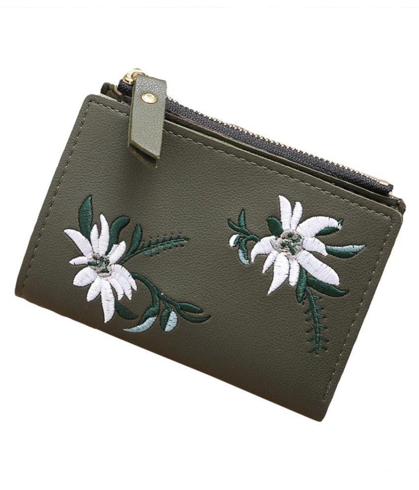 Generic green Wallet