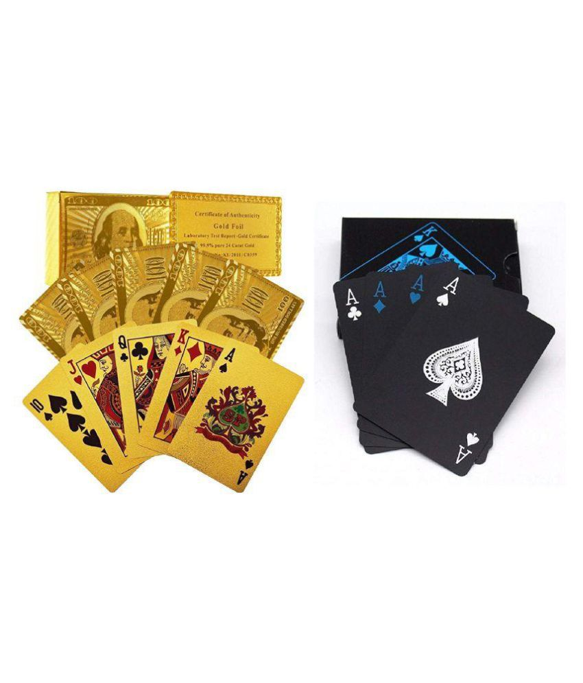 MUKTA ENTERPRISE Assorted Plastic Playing Cards