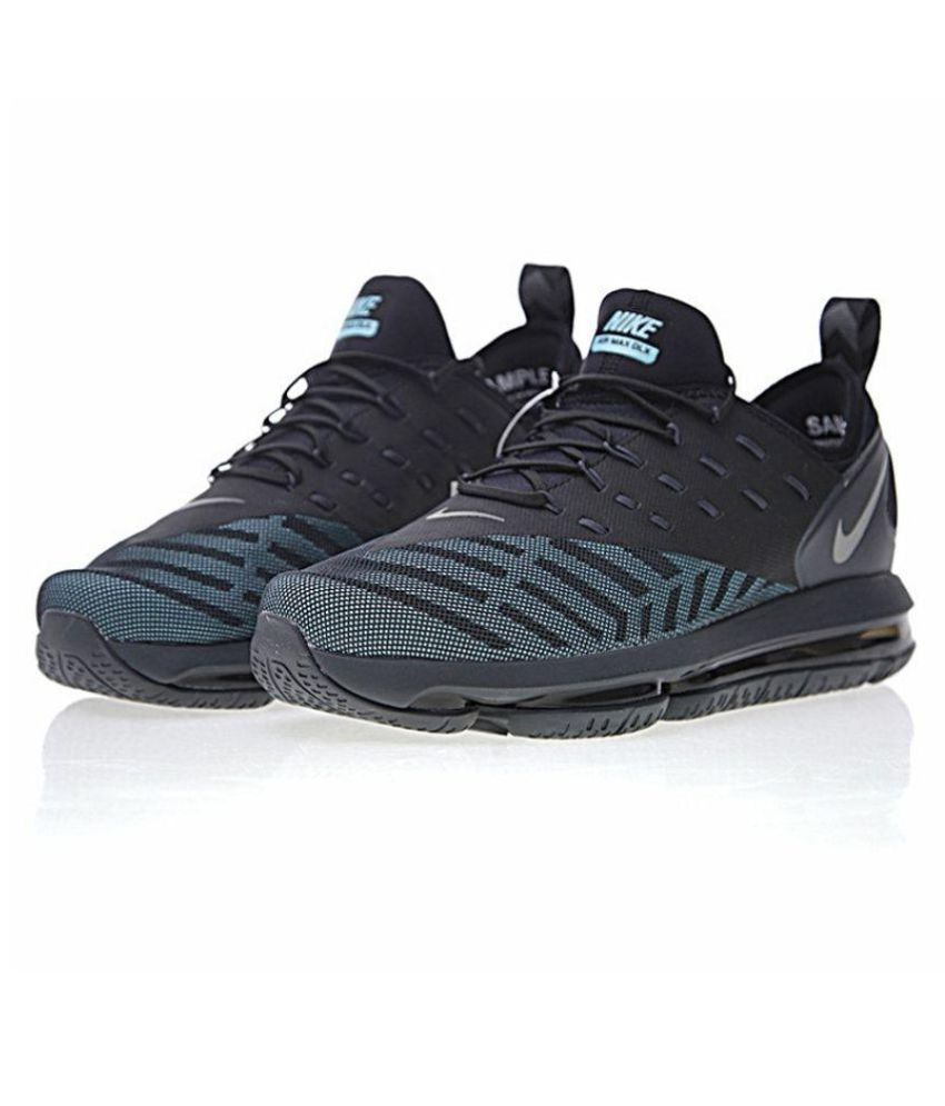 best sneakers 8d33f 5bb5d Nike Air Max DLX 2018 Gray Running Shoes - Buy Nike Air Max DLX 2018 Gray  Running Shoes Online at Best Prices in India on Snapdeal