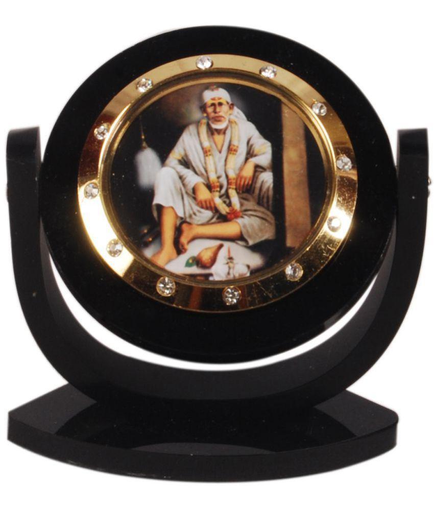 Sigaram Sai Baba Acrylic Idol