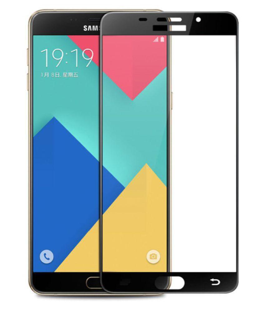 Samsung Galaxy A9 Pro Tempered Glass Screen Guard By ELEF