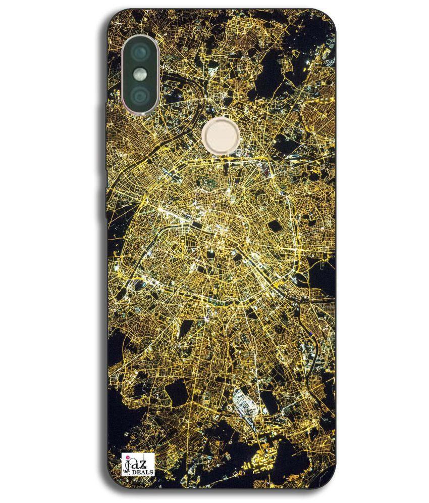 2a5911f953 Xiaomi Redmi Note 5 Pro Printed Cover By Jaz Deals Paris Top Print Hard  Cover