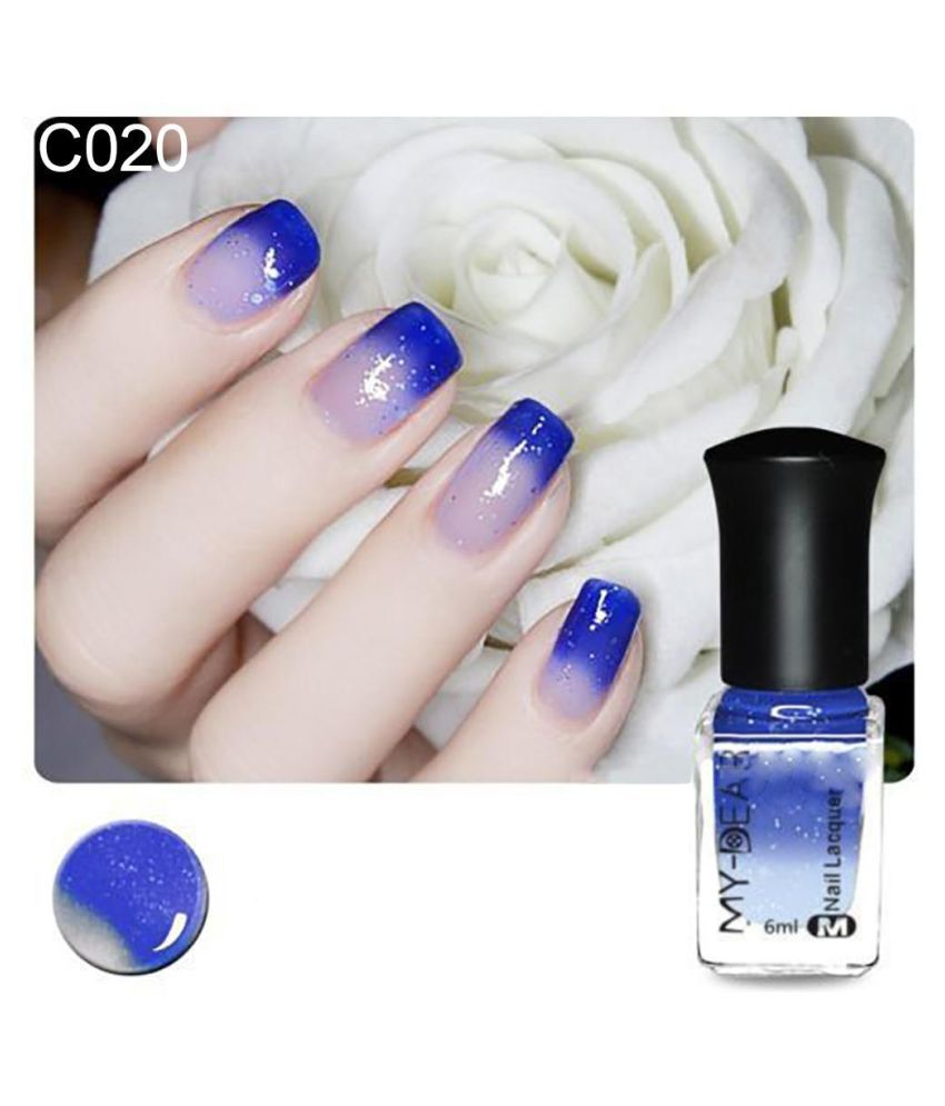 Generic Nail Polish one color one color unknown ml