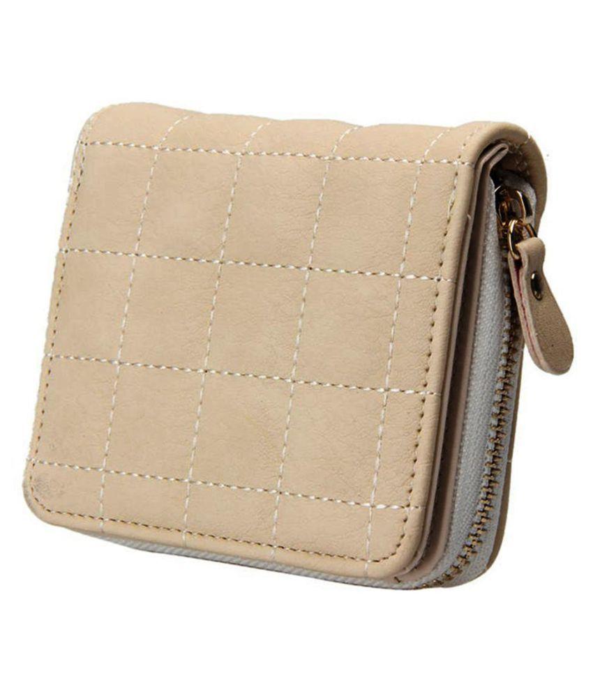 Generic Beige Wallet