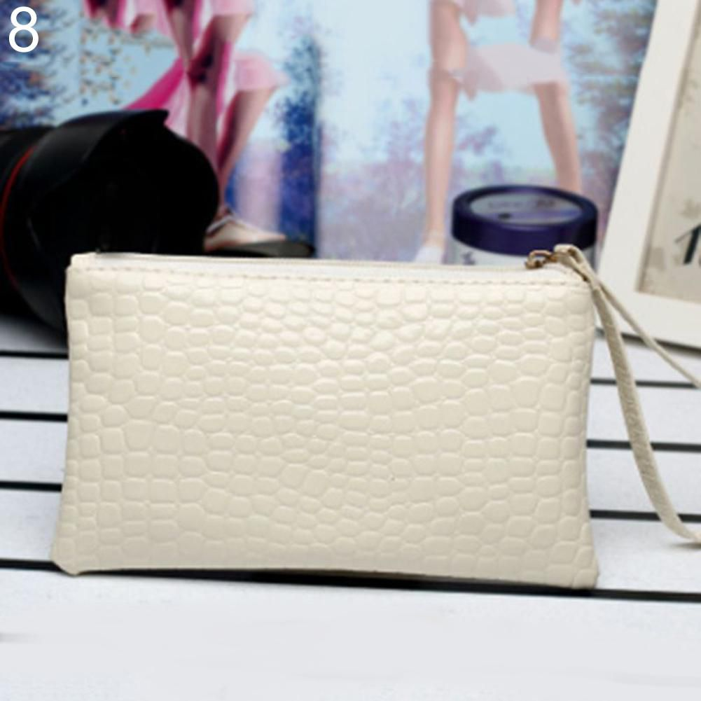 Generic White Wallet