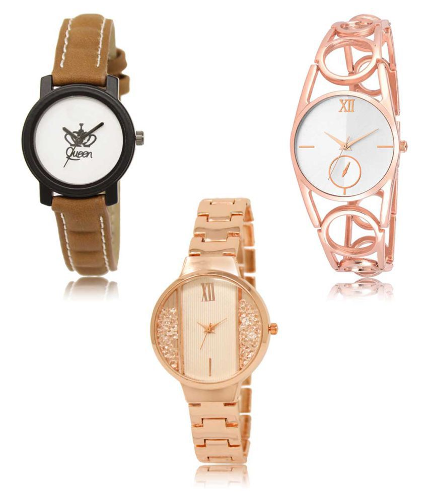 Analog Exclusive Mens Watches Combo of 3 LR209-213-217