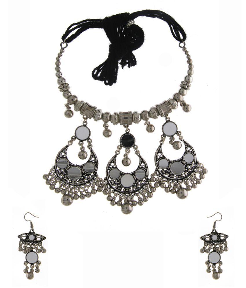 Anuradha Art Necklaces Set