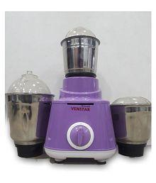 VENSTAR genius 500 Watt 3 Jar Juicer Mixer Grinder