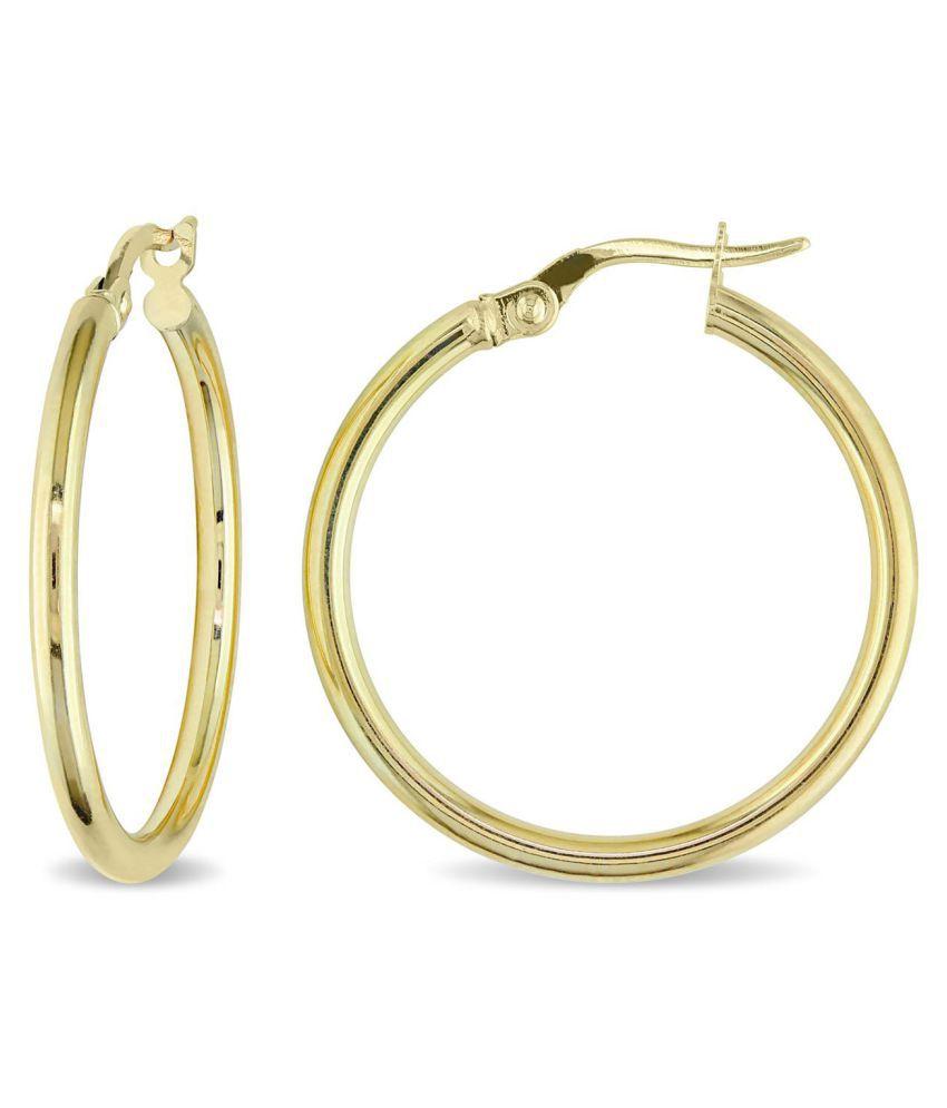 Kiara Jewellery 92.5 Silver Cubic zirconia Studs