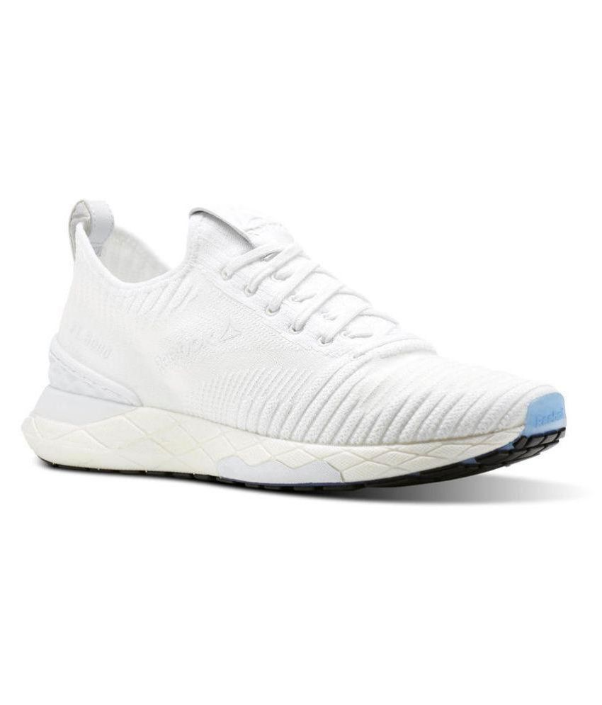dc562ff64f7e0 Reebok White Running Shoes - Buy Reebok White Running Shoes Online at Best  Prices in India on Snapdeal