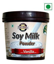 EAT SOYA SOY MILK PROTEIN POWDER VANILLA (SUGAR FREE) 400 gm