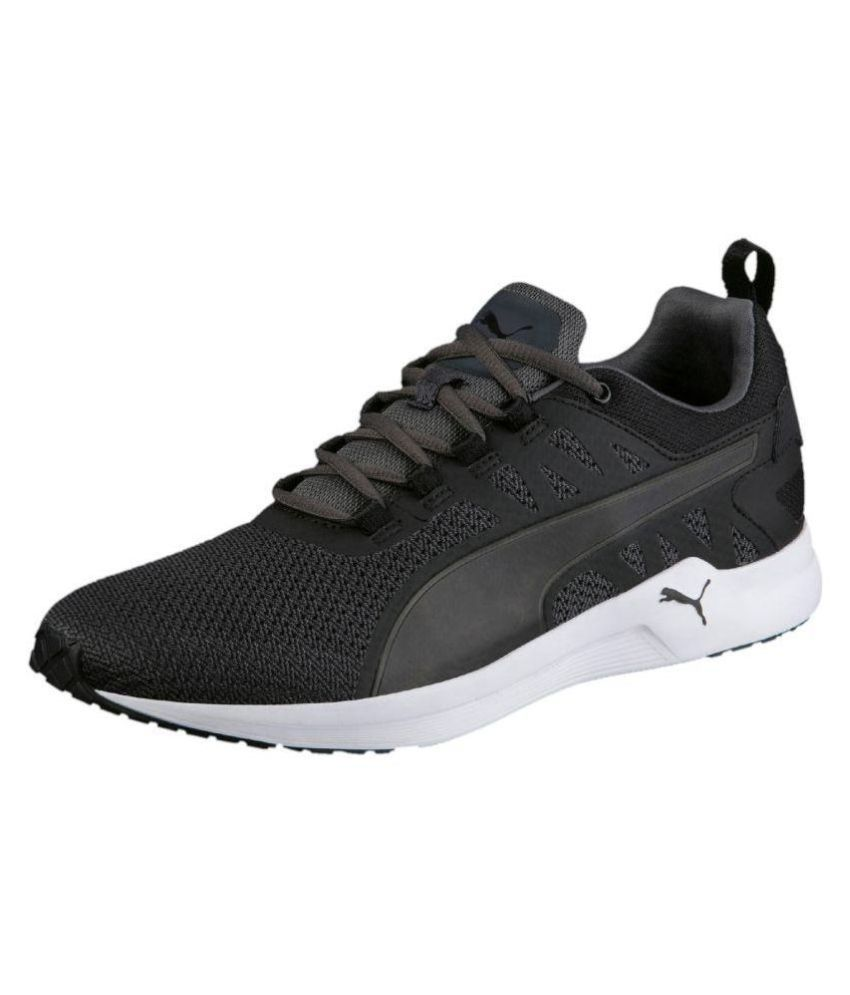 7f965e0efb8 Puma Black Training Shoes - Buy Puma Black Training Shoes Online at Best  Prices in India on Snapdeal