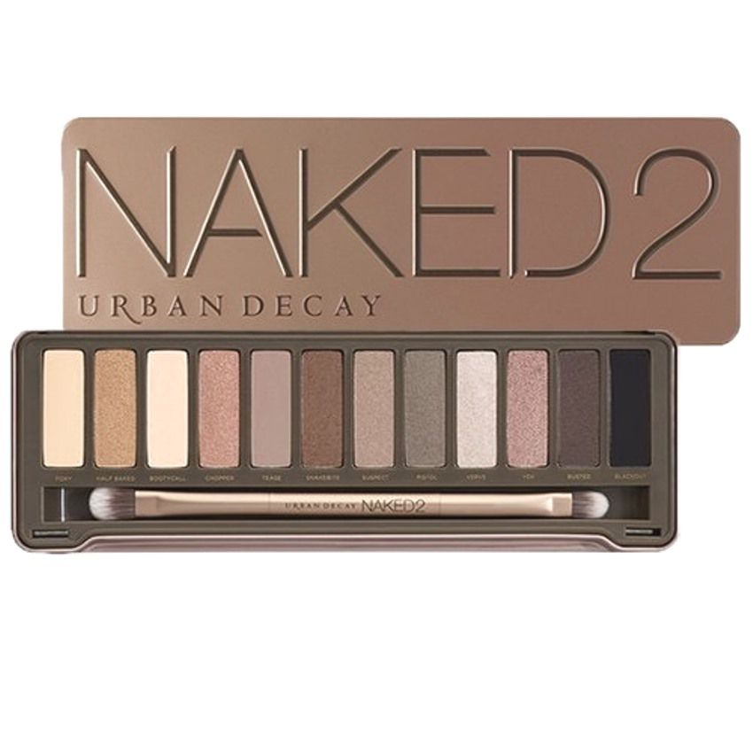 Urban Decay Naked 2 Basics Eyeshadow Palette - Price in